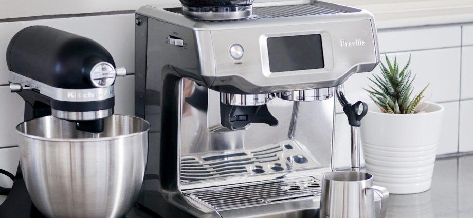Examen de la machine à expresso automatique Sage Barista Touch - Laboconso.com