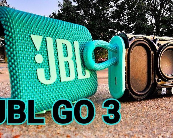 JBL Go 3 Review : un petit haut-parleur Bluetooth avec de grandes améliorations - Laboconso.com