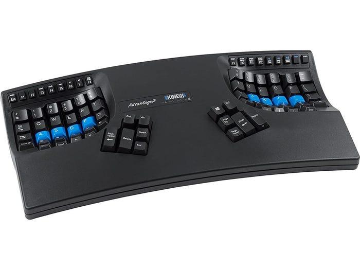 Les meilleurs claviers ergonomiques de 2021 - Laboconso.com