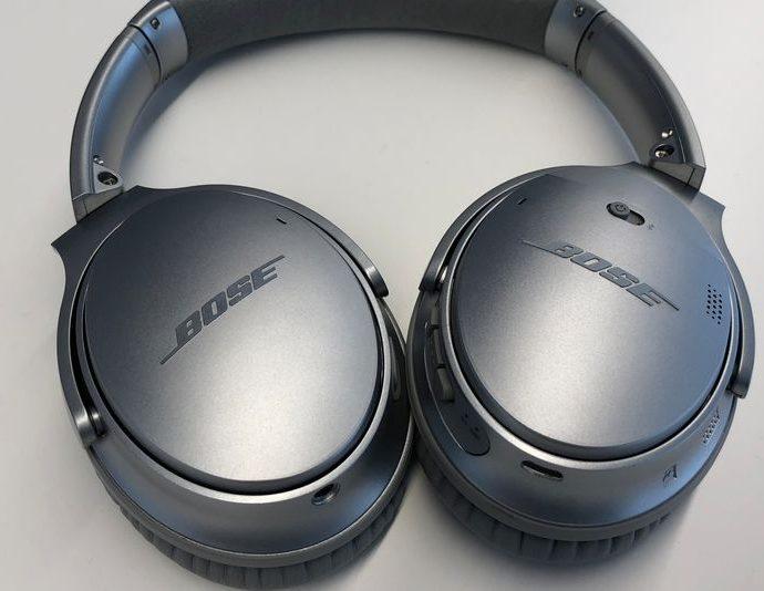 Test des écouteurs Bose QuietComfort 35 II - Laboconso.com