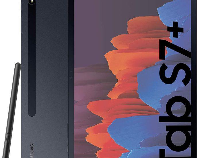 Examen de la tablette Samsung Galaxy Tab S7 + - Laboconso.com