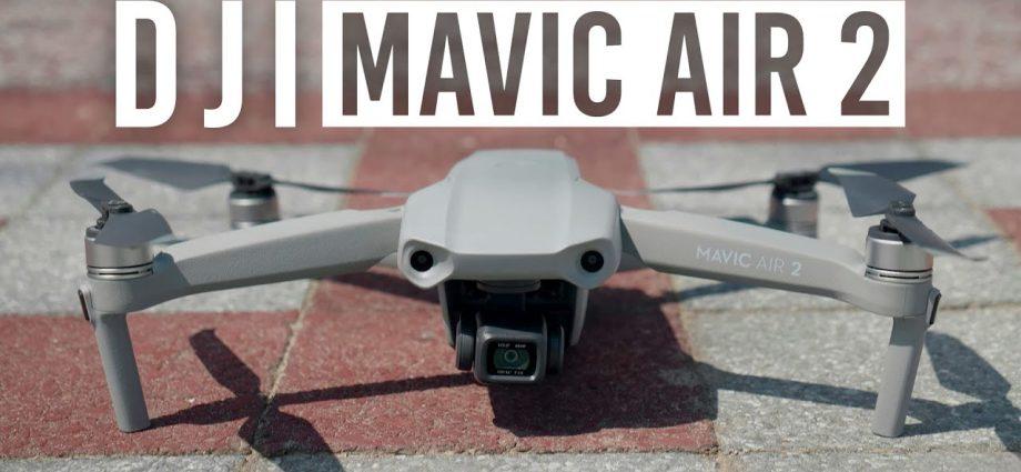 TEST DJI MAVIC AIR 2 - Laboconso.com