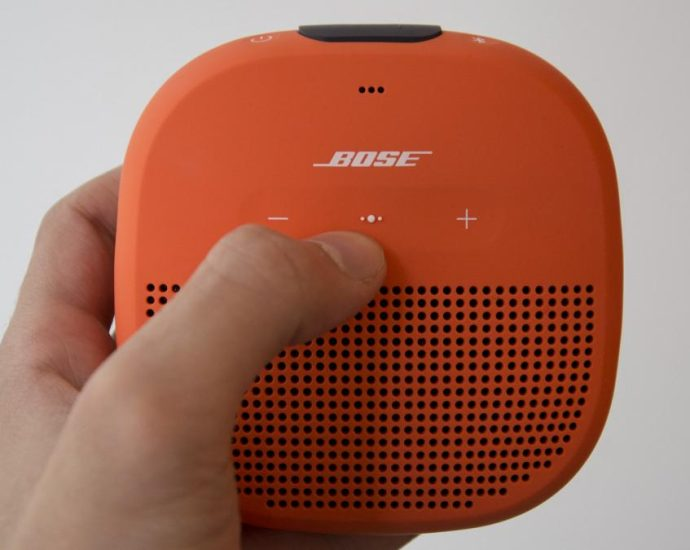 Examen de Bose SoundLink Micro - Laboconso.com
