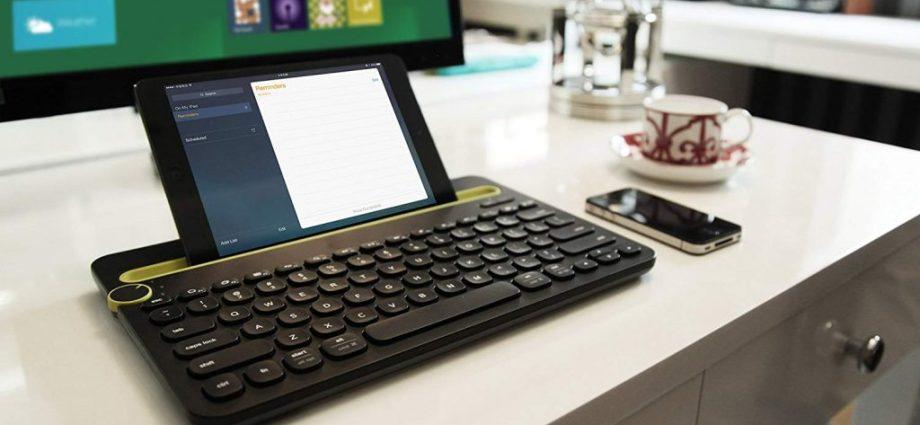 Les meilleurs claviers Bluetooth et sans fil - Laboconso.com