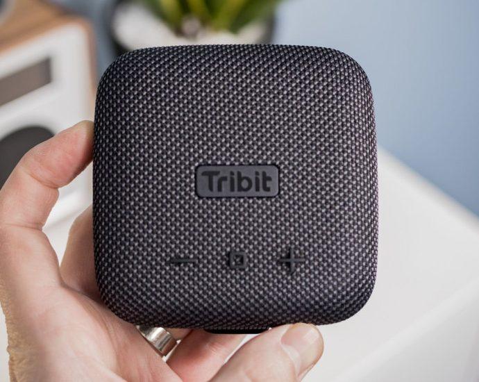 Test du haut-parleur Tribit StormBox Micro: un haut-parleur Bluetooth de poche avec un son étonnamment puissant - Laboconso.com