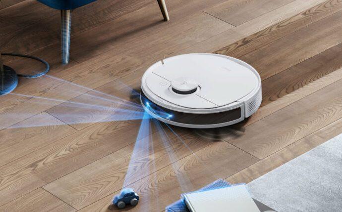 TEST Robot aspirateur Ecovacs Deebot N8 Pro + avec détection d'obstacles 3D et station d'aspiration - Laboconso.com