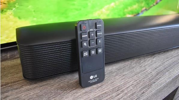 Test du LG SK1: une barre de son très compacte et à bas prix - Laboconso.com