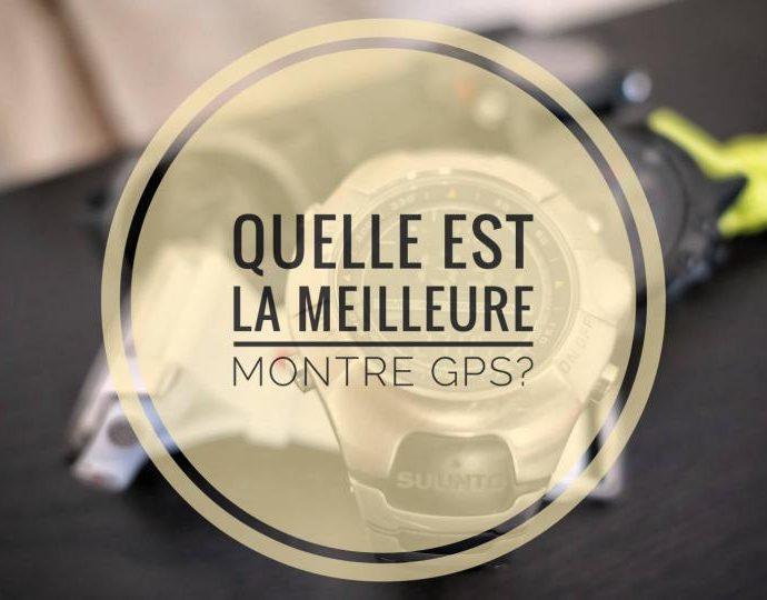 Les meilleures montres GPS pour tous les budgets en 2021 - Laboconso.com