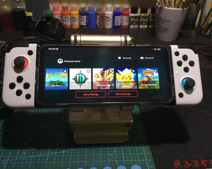 Examen du contrôleur de jeu mobile Bluetooth GameSir X2: transformez votre téléphone en une véritable machine de jeu Xbox Cloud - Laboconso.com