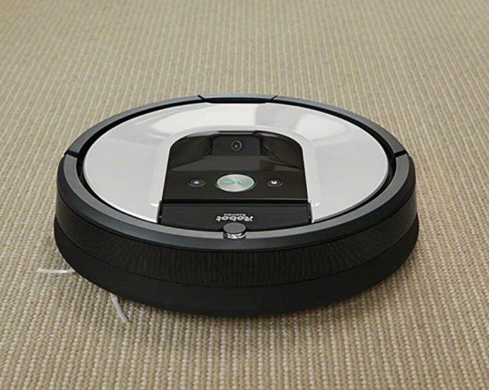 Un robot aspirateur intelligent, efficace et beaucoup moins cher aujourd'hui - Laboconso.com
